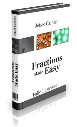Fractions ebook cover