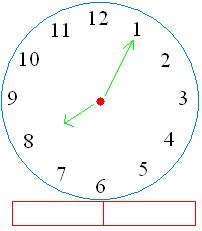 Worksheets Marh Test Grade 3 first grade math test clock showing time