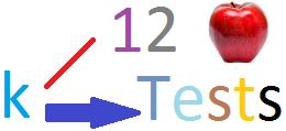 K-12 math tests